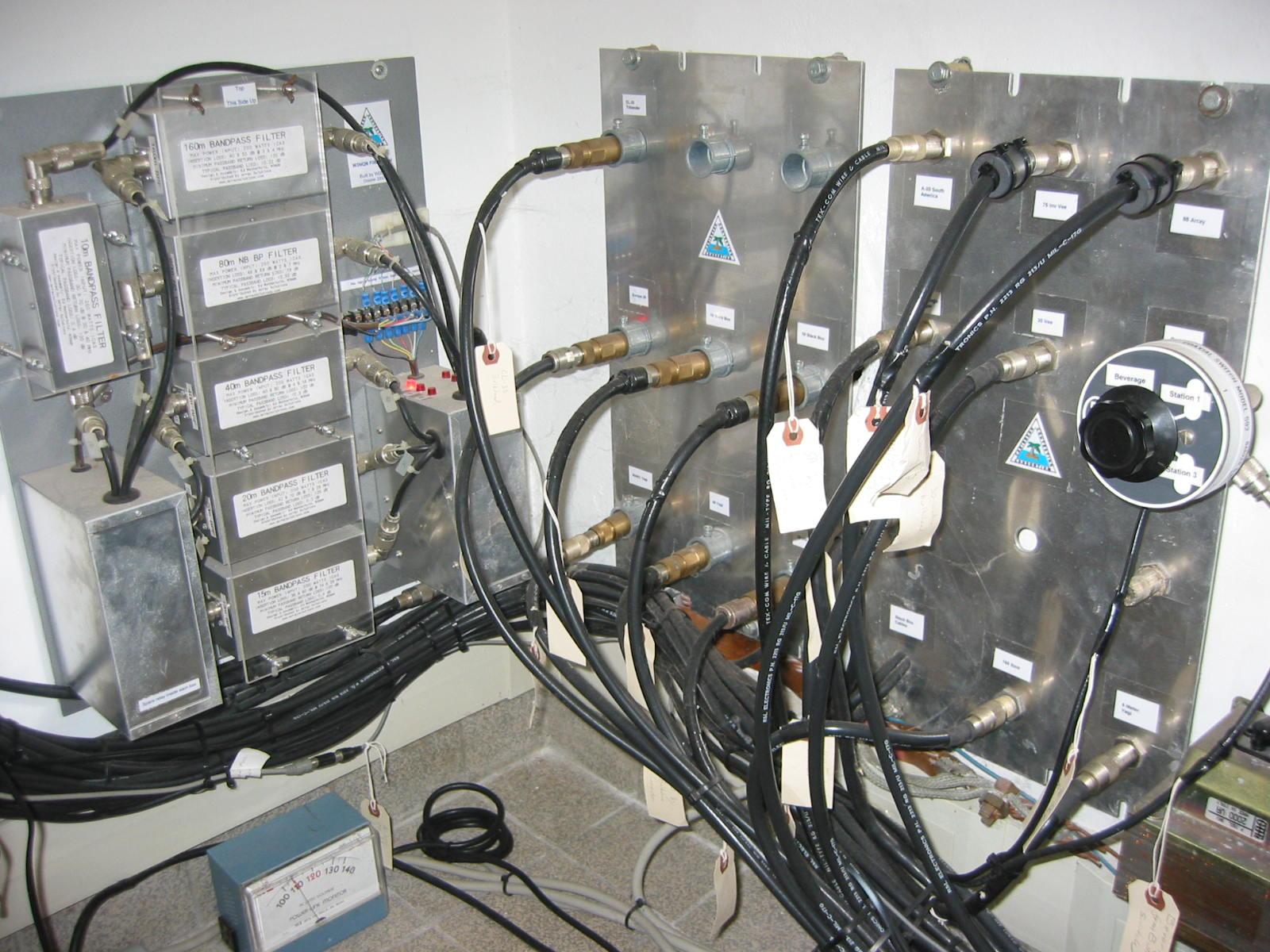 Pj2t Station Home Page Telephone Rewiring Adsl Quotpro Installquot Entry Bulkhead